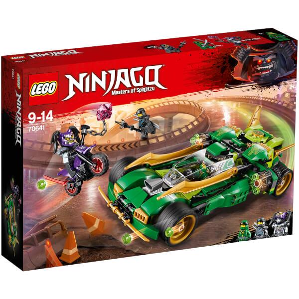 The LEGO Ninjago Movie: Ninja Nightcrawler (70641)