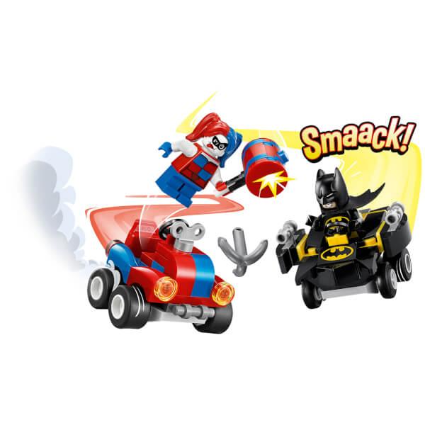 LEGO Superheroes Mighty Micros: Batman Vs. Harley Quinn (76092) Toys ...
