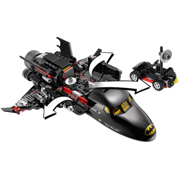 space shuttle lego batman - photo #24