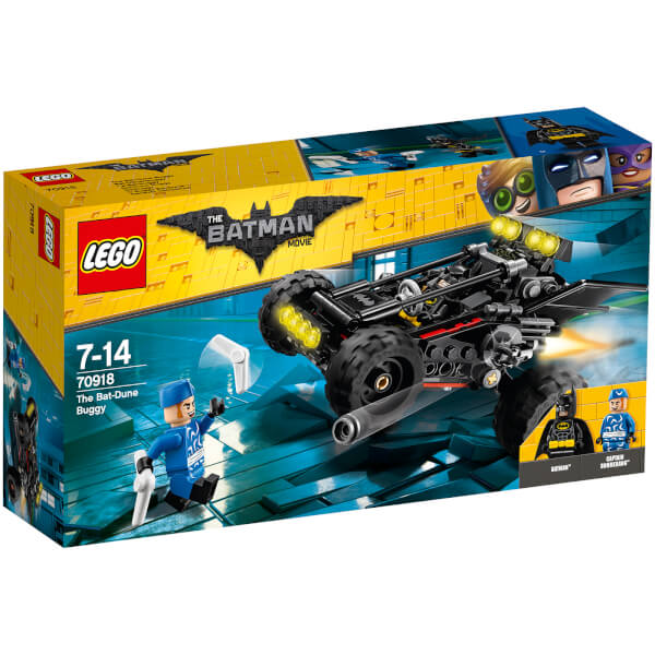 The LEGO Batman Movie: The Bat-Dune Buggy (70918)