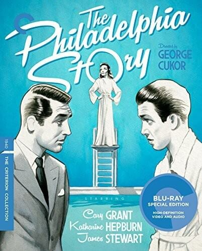 Criterion Collection: Philadelphia Story