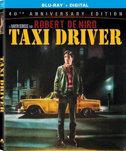 Taxi Driver 40th Anniversary Edition