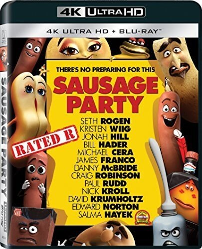 Sausage Party - 4K Ultra HD