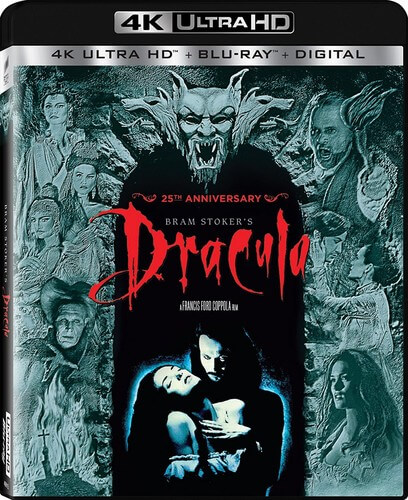 Bram Stoker's Dracula 25th Anniversary - 4K Ultra HD