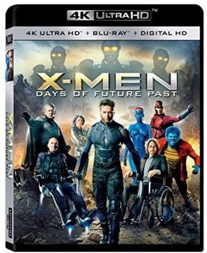 X-Men: Days Of Future Past - 4K Ultra HD