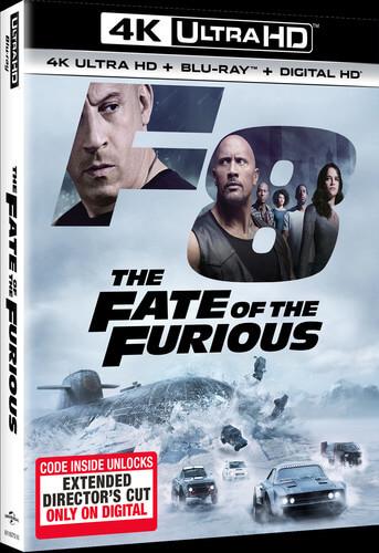 Fate Of The Furious - 4K Ultra HD