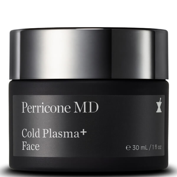 Perricone MD Cold Plasma, 1 fl. oz. Alba Botanica Hawaiian Oil-Free Moisturizer, Refining Aloe & Green Tea 3 oz (Pack of 4)
