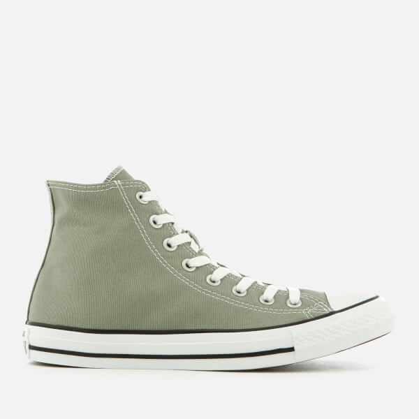 Converse CHUCK TAYLOR ALL STAR - High-top trainers - dark stucco