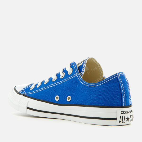 3589d464444649 Converse Chuck Taylor All Star Ox Trainers - Hyper Royal  Image 2