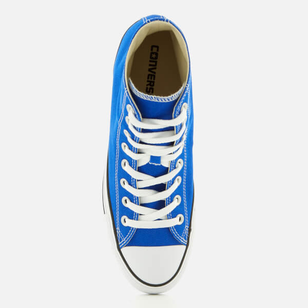d1cfbf51ed4 Converse Men s Chuck Taylor All Star Hi-Top Trainers - Hyper Royal  Image 3