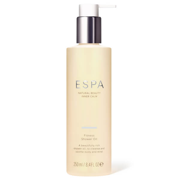 ESPA Fitness Shower Oil 250ml