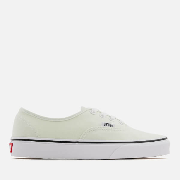 Vans Women's Authentic Trainers - Blue Flower/True White