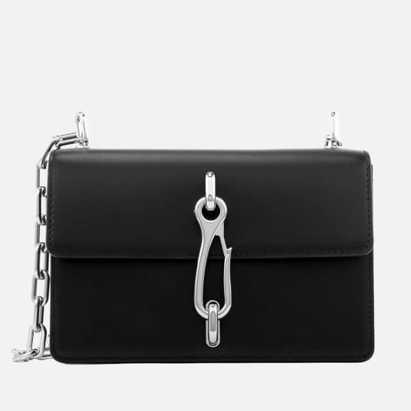 Alexander Wang Women's Hook Medium Cross Body Bag - Black