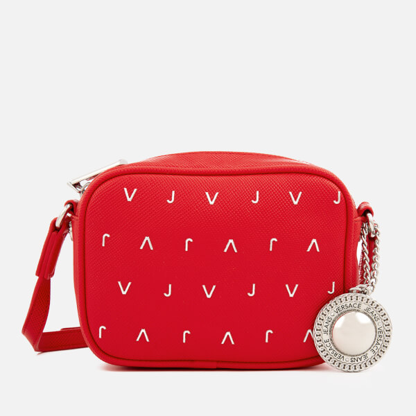 1f4f76fe4dd1 Versace Jeans Women s Embellished Camera Bag - Red Womens ...