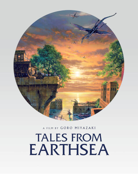 Tales From Earthsea - Zavvi Exclusive Limited Edition Steelbook