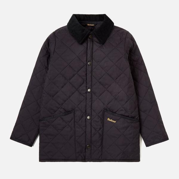 Barbour Boys' Liddesdale Jacket - Navy