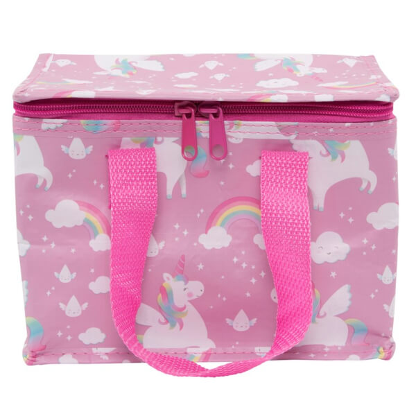Sass & Belle Rainbow Unicorn Lunch Bag