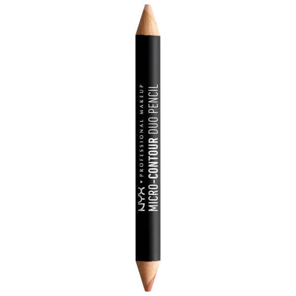 NYX Professional Makeup Micro Contour Duo Pencil - Light