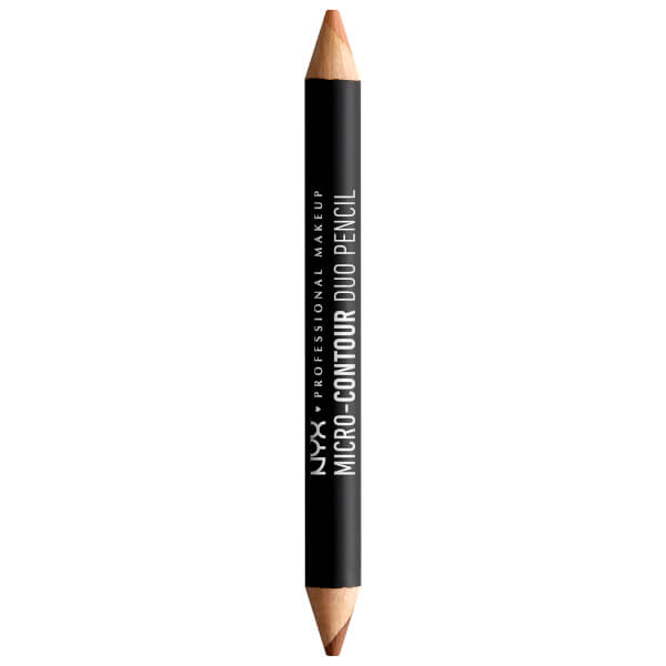 NYX Professional Makeup Micro Contour Duo Pencil - Deep