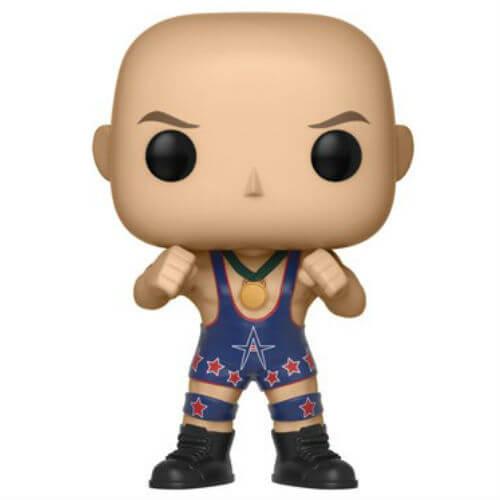 WWE Kurt Angle in Ring Gear Pop! Vinyl Figure