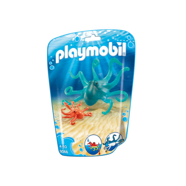 Playmobil Family Fun Octopus with Baby (9066)