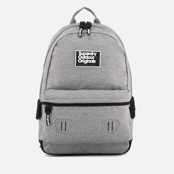 Superdry Men s Binder Montana Backpack - Grey Grit Mens ... 7cc57628b57e8