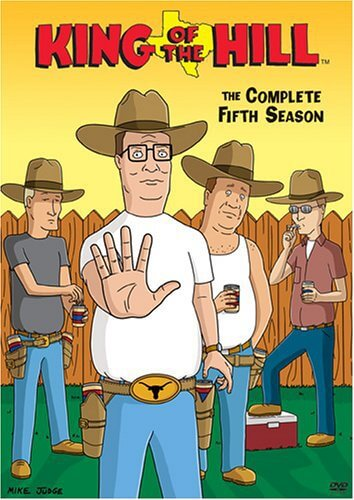 King Of The Hill: Complete Season 5