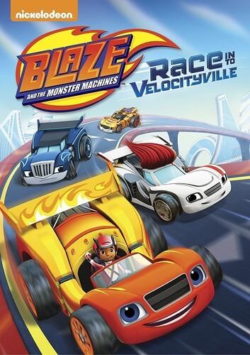 Blaze & Monster Machines: Race Into Velocityville