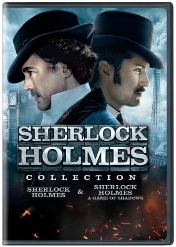 Sherlock Holmes/Sherlock Holmes: A Game Of