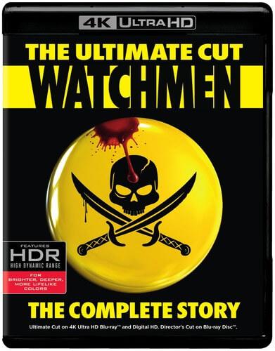 Watchmen: Ultimate Cut - 4K Ultra HD