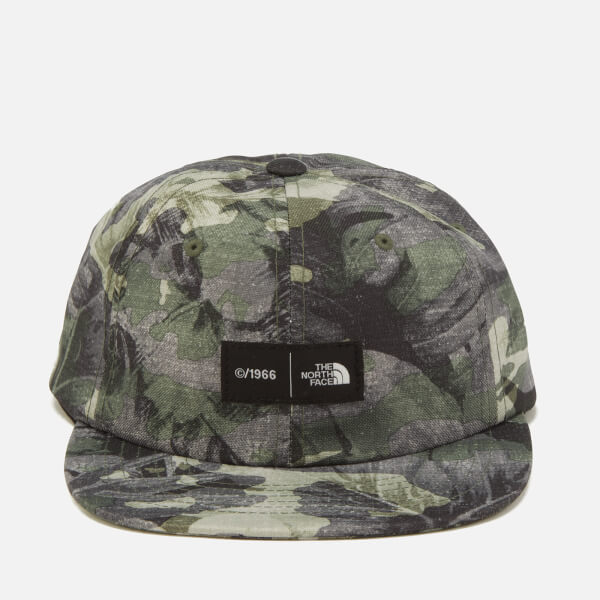 9ac225735c2 The North Face Men s Pack Unstructured Hat - English Green Tropical Camo   Image 1