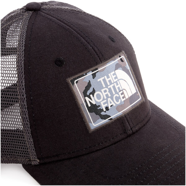 The North Face Mudder Trucker Hat - TNF Black Asphalt Grey Camo  Image 3 ae24e0d08476