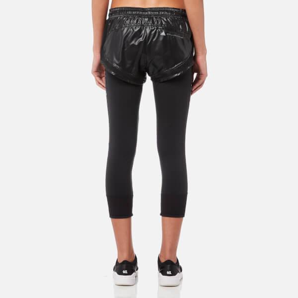 adidas by Stella McCartney Women s Essential Short Over Tights - Black   Image 2 f223249cbb