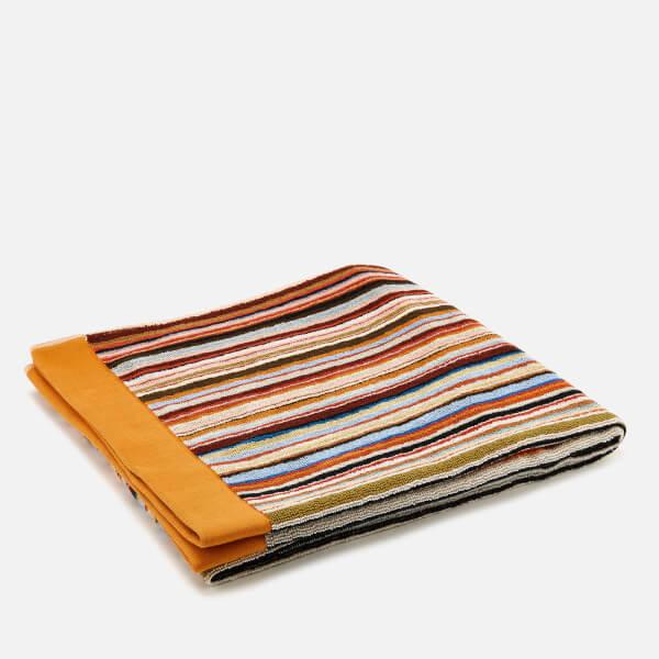 Paul Smith Accessories Men's Classic Stripe Towel - Multi