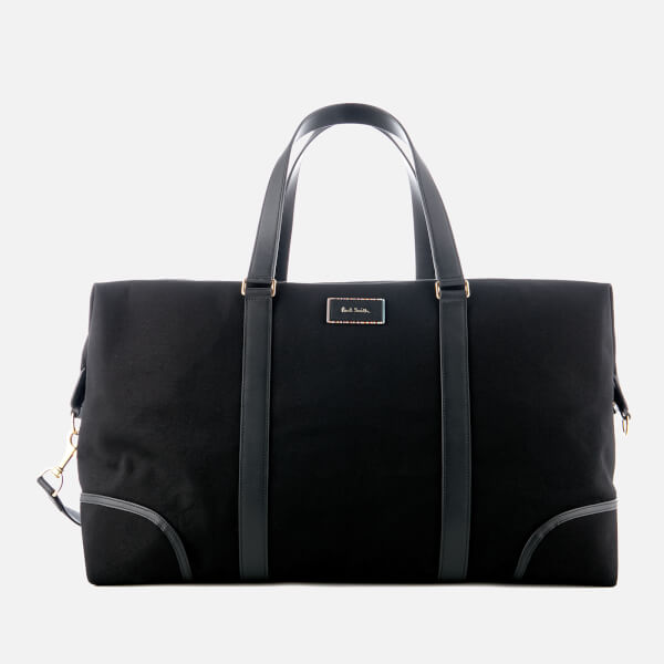 Paul Smith Accessories Men's Trim Detail Holdall - Black