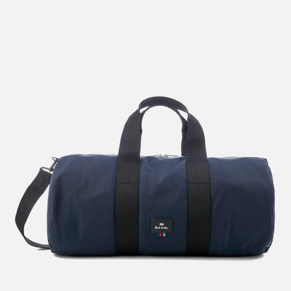 Paul Smith Accessories Men's Nylon Carry On Bag - Navy