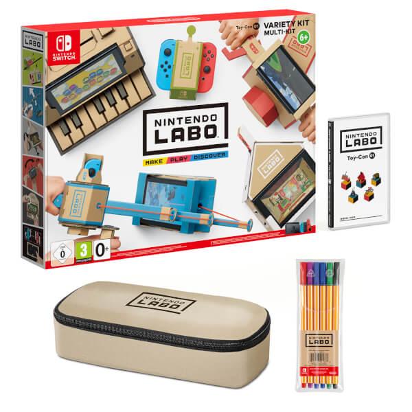 Nintendo Labo Toy Con Variety Kit Image