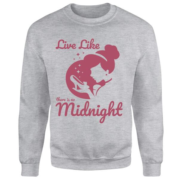Disney Princess Midnight Sweatshirt - Grey