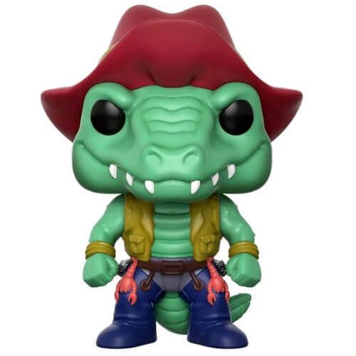 Teenage Mutant Ninja Turtles Leatherhead EXC Pop! Vinyl Figure
