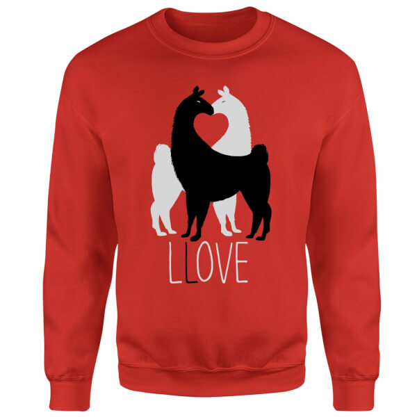 Llove Sweatshirt - Red