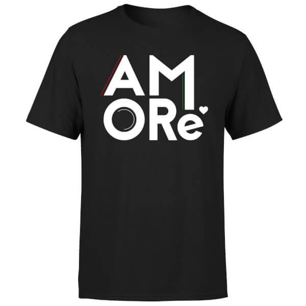 Amore T-Shirt - Black