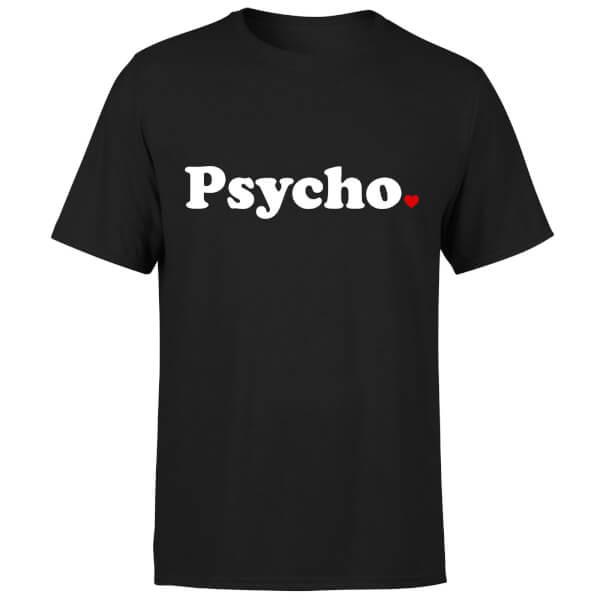 Psycho T-Shirt - Black