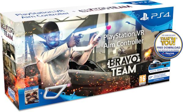Bravo Team + Aim Controller Roi