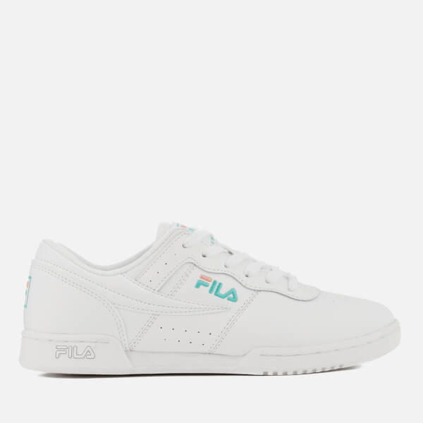 FILA Women's Original Fitness Trainers - White