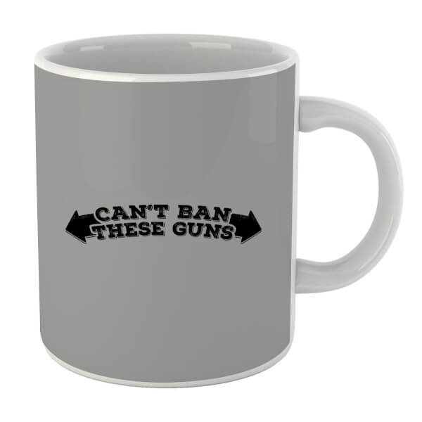 Can't Ban These Guns Mug