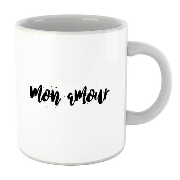 Mon Amour Mug