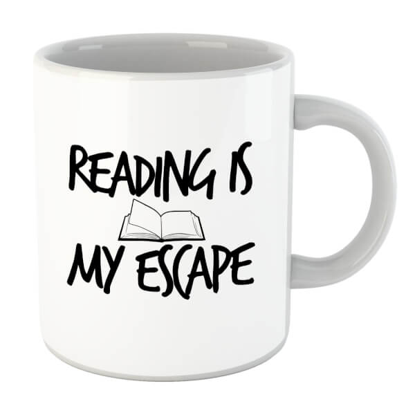Reading Is My Escape Mug