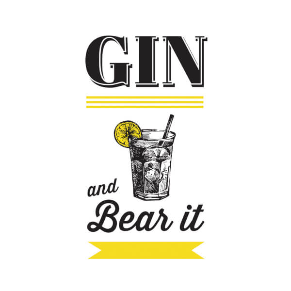 Gin and Bear It (Hardback)
