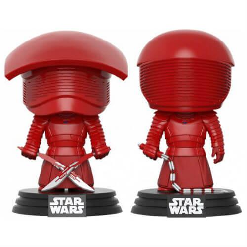 Star Wars The Last Jedi Praetorian Guards EXC Pop! Vinyl Bobble 2-Pack