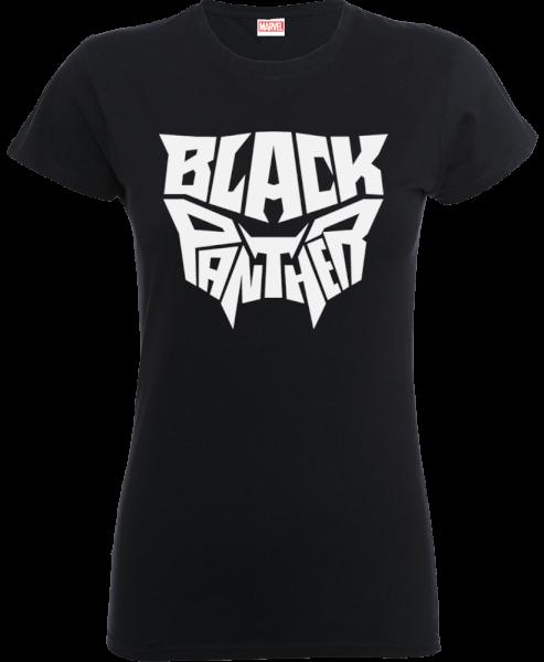 Black Panther Emblem Women's T-Shirt - Black